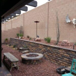 Retaining Walls, Concrete & Masonry